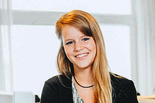 Nina Brose holt den Europameistertitel